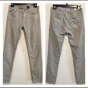 AG • the Stevie Ankle • grey • size 26
